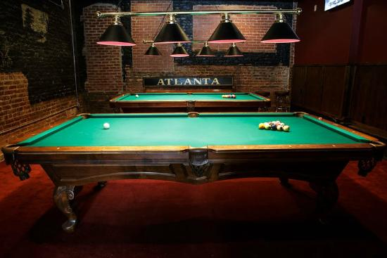 Delicieux Little 5 Points Corner Tavern: Come Play On Our 2 Regulation Size Pool  Tables