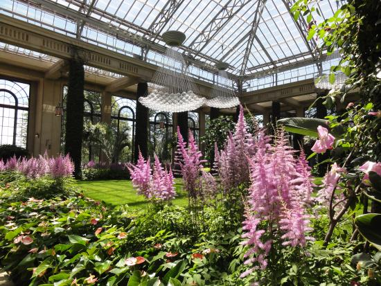 Philadelphie, Pennsylvanie : Longwood Gardens - photo by Isabelle Trotzier for PCVB