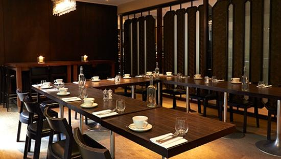 Private dining room picture of devonshire terrace for 14 devonshire terrace london