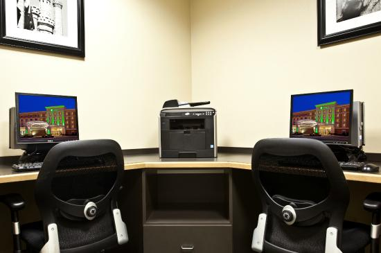 Holiday Inn Chicago - Midway Airport: Business Center