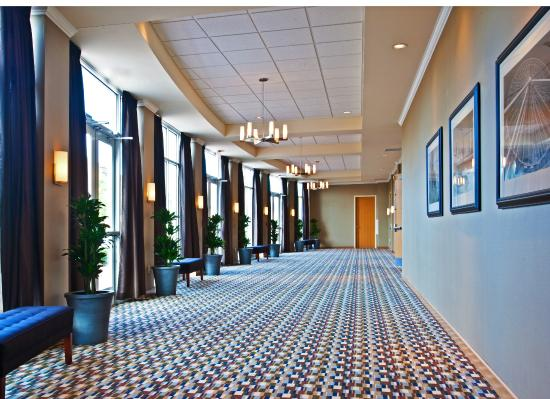 Holiday Inn Chicago - Midway Airport: Pre-function Event Space
