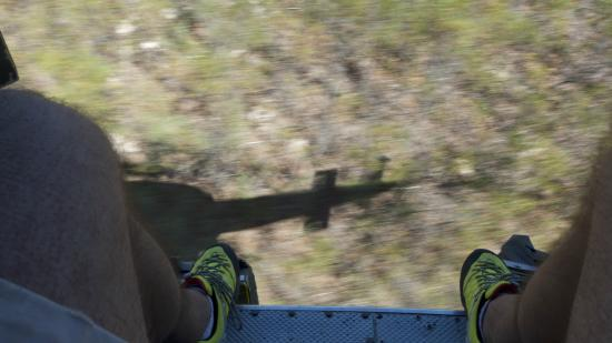 Huey Helicopter Flights