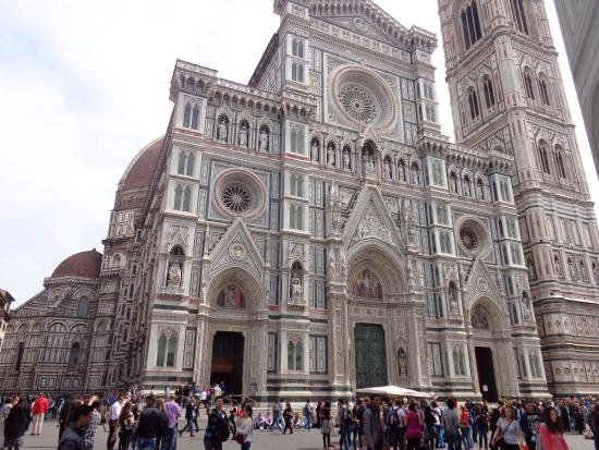 Photo of Historic Site Piazza del Duomo at Florence, Italy