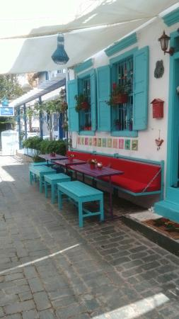 Kalimera Cafe Bar Kaş