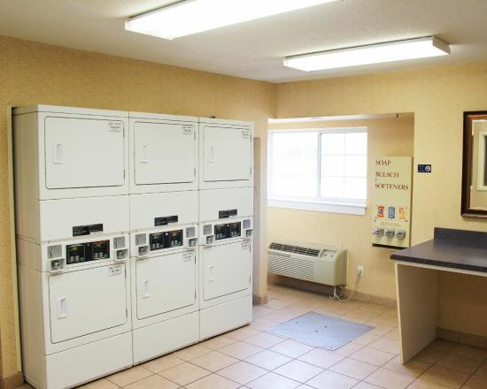 Suburban Extended Stay Of Hampton: Guest Laundry