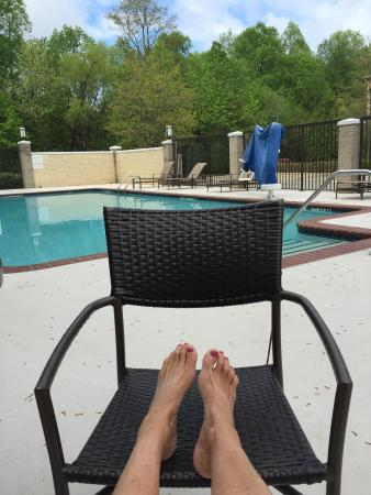 Holiday Inn Express & Suites : Pool time