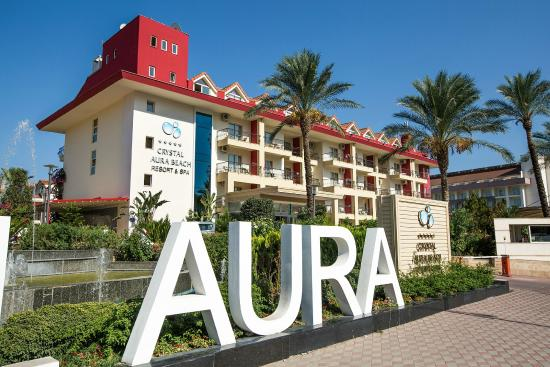 Crystal Aura Beach Resort & Spa
