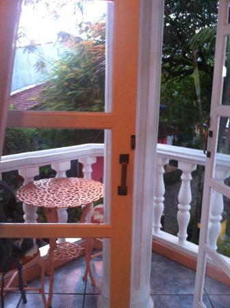 Pousada Casablanca: balcony