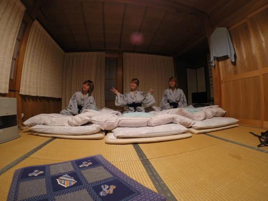 Yokichi: Very spacious room