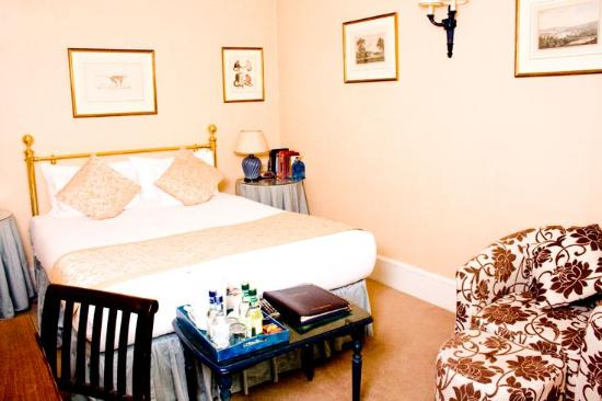 The Abbey Court Notting Hill: Double room