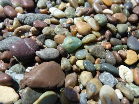 Moonstone Beach Moonstones On The