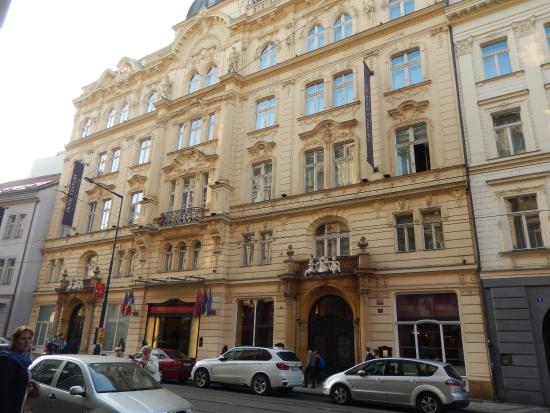 Hotel Century Old Town Prague Mgallery By Sofitel Outside