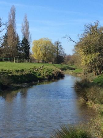 Old Hall Farm Cottages: The River Blyth