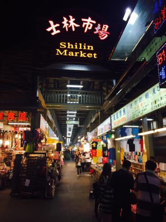Photo of Tourist Attraction Shilin Nightmarket at 士林區大東路, 大南路, 文林路, 基河路之間, Taipei, Taiwan