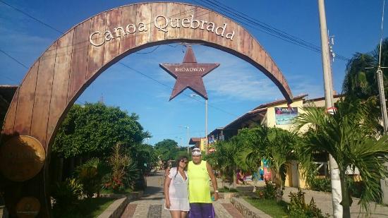 Broadway de Canoa Quebrada