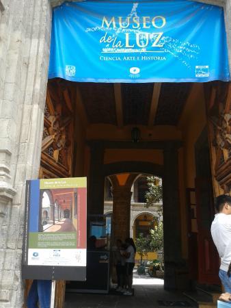 Museo de La Luz.