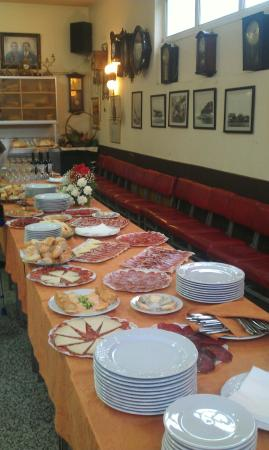 Restaurante Marisol.