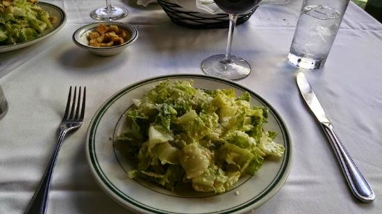 Wolfgang's Steakhouse: Salad