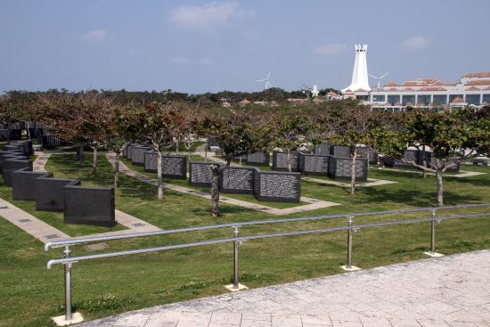 Suicide Cliff - Picture of Okinawa Peace Memorial Park, Itoman - TripAdvisor