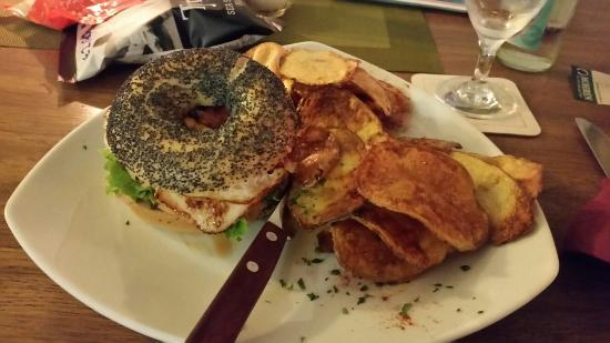 Cafe/Bar/Restaurant Grossstadt : New York bagel