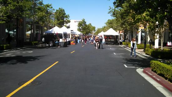 Rancho Cucamonga, Kalifornia: Farmers market which was great