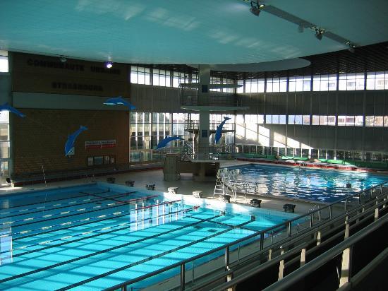 Шитлигхайм, Франция: SCHILTIGHEIM (67) - Centre nautique de la Communauté urbaine de Strasbourg