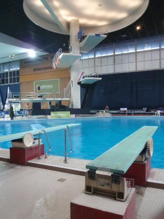 SCHILTIGHEIM (67) - Centre nautique de la Communauté urbaine de Strasbourg