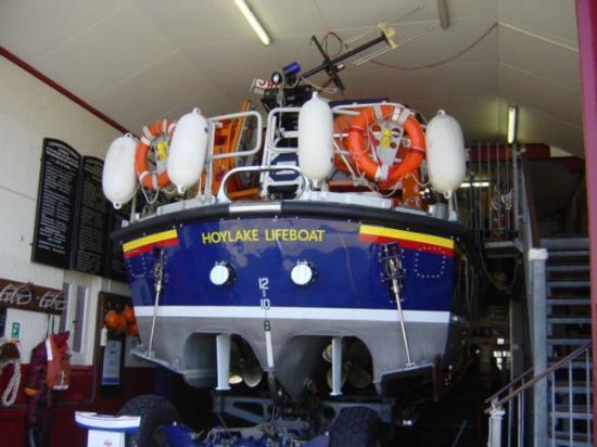 Hoylake Lifeboat Museum