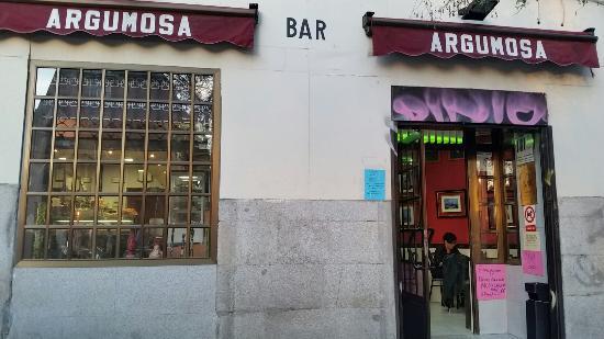 Bar Argumosa 39
