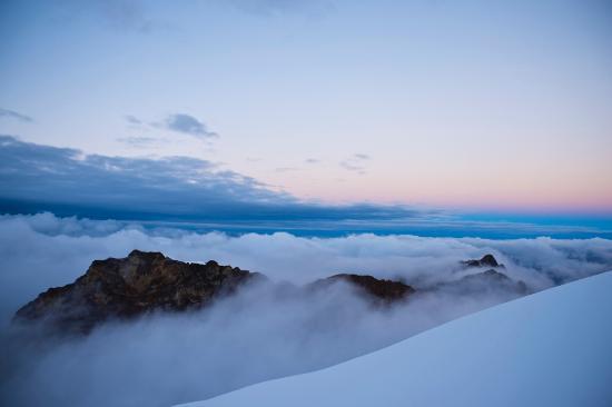 Nationalpark Huascarán: The Birth of Clouds
