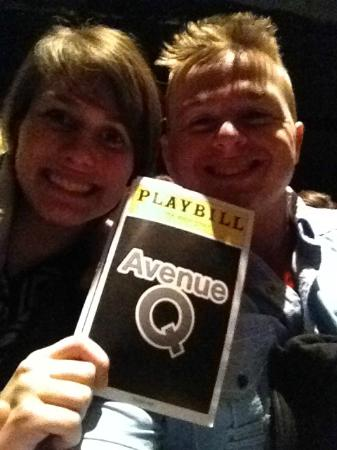 New World Stages: Ready To See Ave Q!
