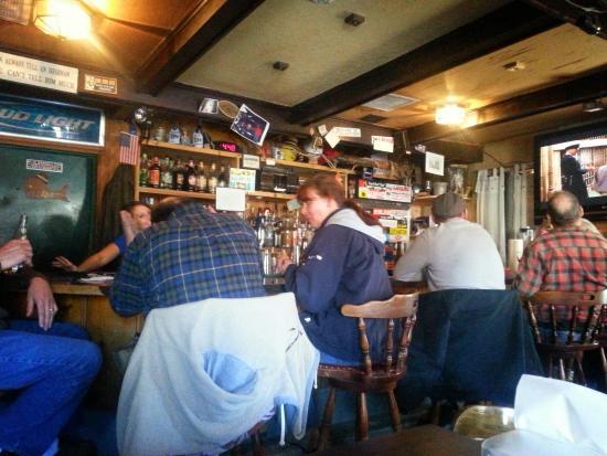 Whaleback Restaurant: normal night.