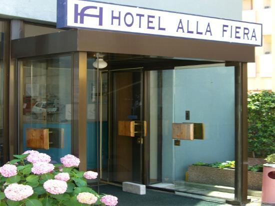 Hotel Alla Fiera: entrata