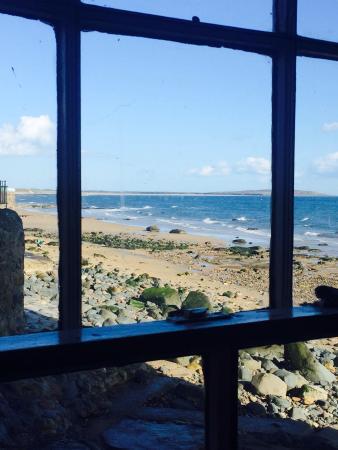 Crusoe Hotel: Stunning view