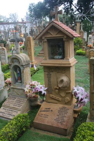Cementerio  Barichara