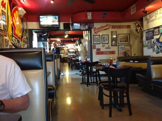 Breese, IL: diner