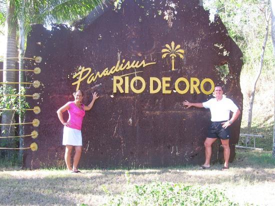 Paradisus Rio de Oro Resort & Spa: Voilà!