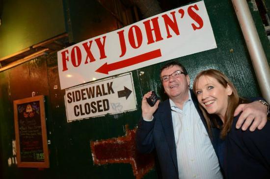 Foxy John S Bar Kitchen