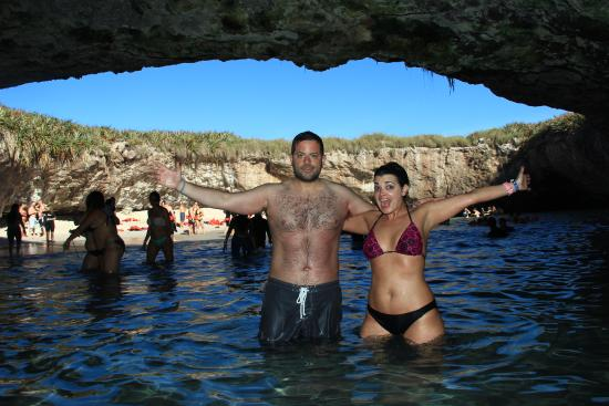 Vallarta Adventures Inside The Hidden Beach