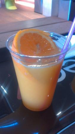 Un Excellent Jus D Orange Frais Maison Picture Of Meo Lille