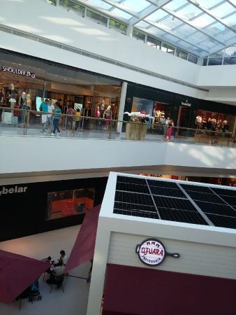 Quiosque espalhados pelo shopping - Foto de Iguatemi Esplanada ... d828492df5