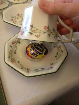 Marless House Bed & Breakfast: Easter Surprise