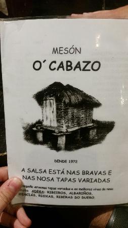 Meson O'Cabazo