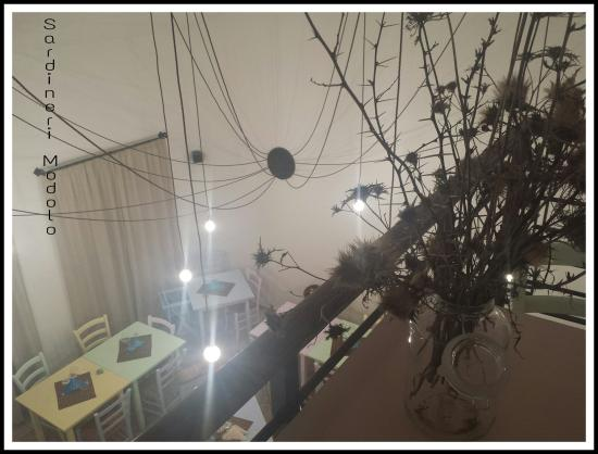 Modolo, Italia: sala ristorante
