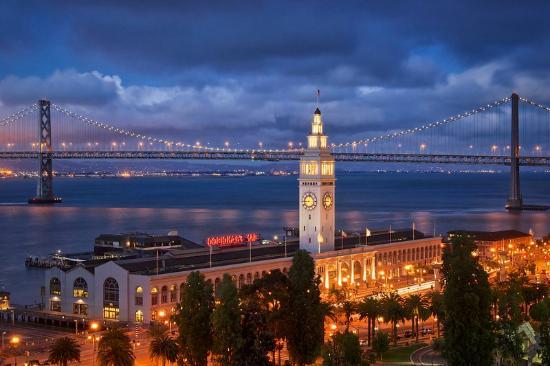 Hotel Vitale San Francisco California