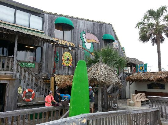 restaurants at mexico beach florida
