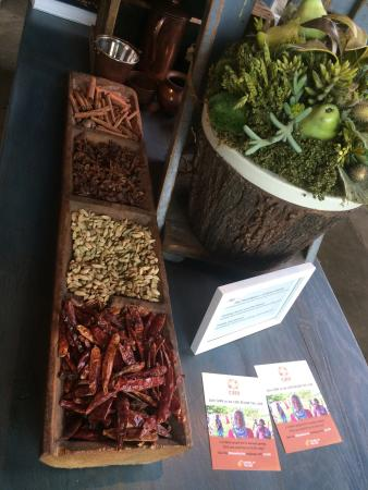 Spice to Table