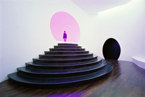 ‪Akhob, by James Turrell‬