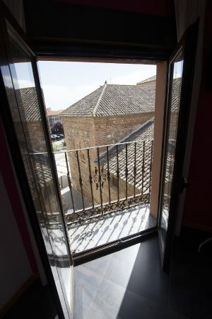 Hotel Real Illescas: Vistas desde Habitacion Doble