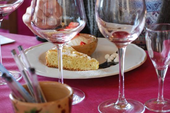 Sant'Agnese Farm : Dessert